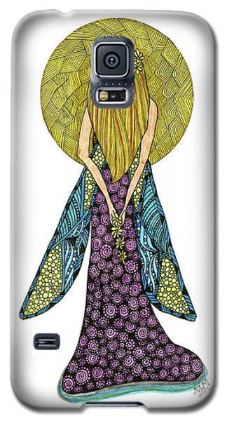 Virgo Galaxy S5 Case