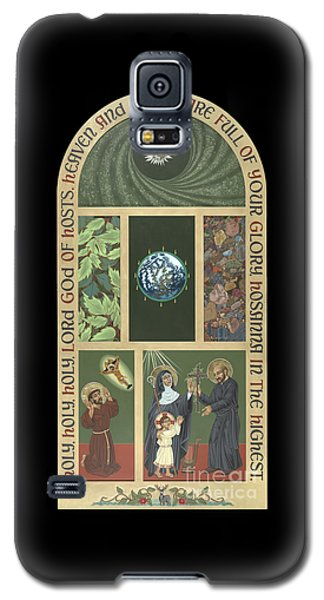 Viriditas - Finding God In All Things Galaxy S5 Case