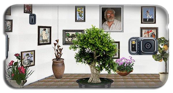 Virtual Exhibition -  Bonsai 13 Galaxy S5 Case by Pemaro