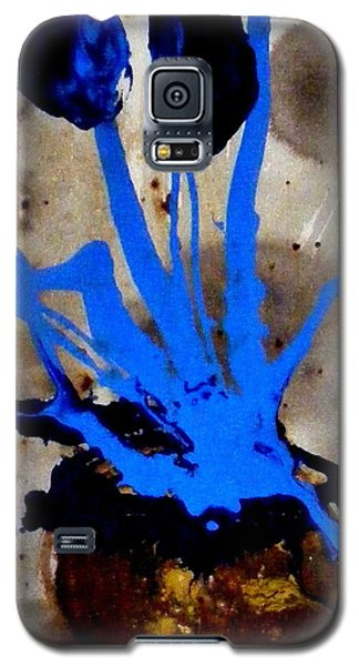 Virtually Blue Galaxy S5 Case