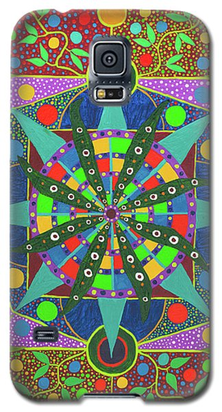 Vision - The Dna Of Plants Galaxy S5 Case