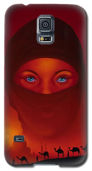 Vision Galaxy S5 Case