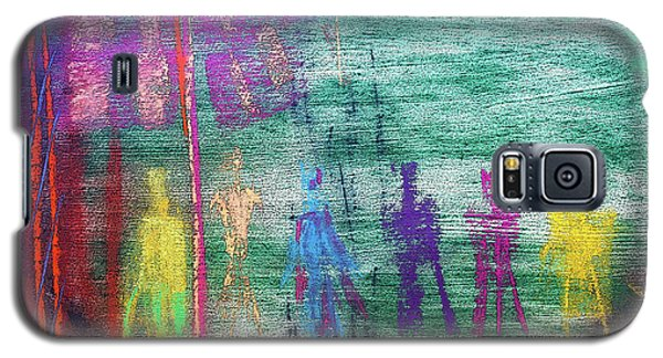 Visions Of Future Beings Galaxy S5 Case