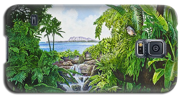 Visions Of Paradise Ix Galaxy S5 Case