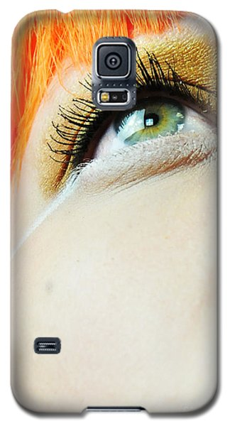 Visionworks Galaxy S5 Case by Robert WK Clark