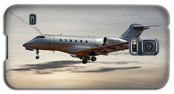 Jet Galaxy S5 Case - Vista Jet Bombardier Challenger 300 by Smart Aviation