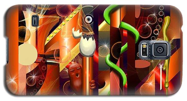 Visual Jazz Galaxy S5 Case