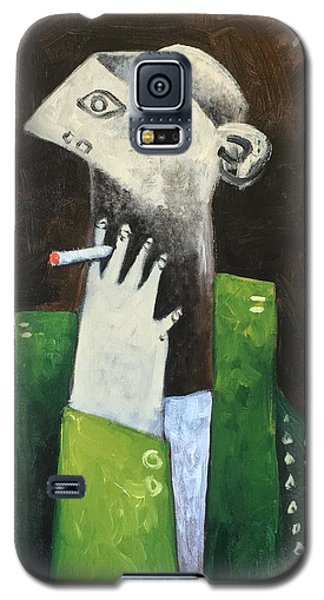 Vitae The Smoker Galaxy S5 Case