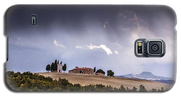 Galaxy S5 Case featuring the photograph Vitaleta Chapel by Yuri Santin