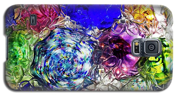 Galaxy S5 Case featuring the photograph Vitreous Flora by Gary Holmes
