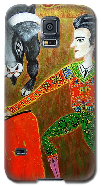 Viva Don Toreadore Galaxy S5 Case by Marie Schwarzer