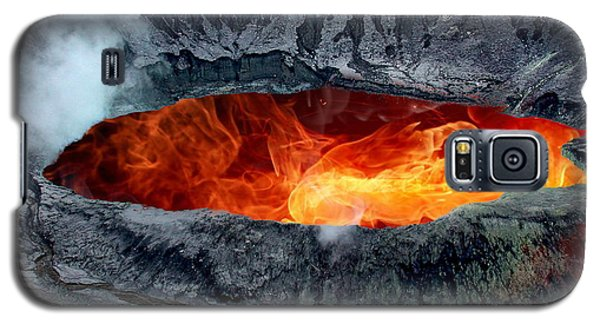 Volcanic Eruption Galaxy S5 Case