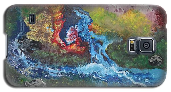 Volcano Delta Galaxy S5 Case by Antonio Romero