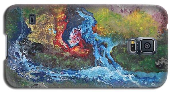 Volcano Delta Galaxy S5 Case