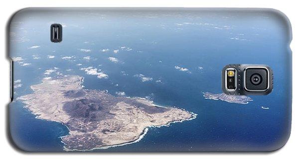 Volcano Island Galaxy S5 Case