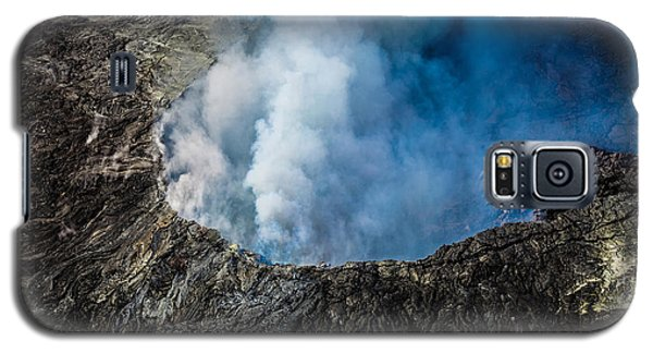 Galaxy S5 Case featuring the photograph Volcano by M G Whittingham