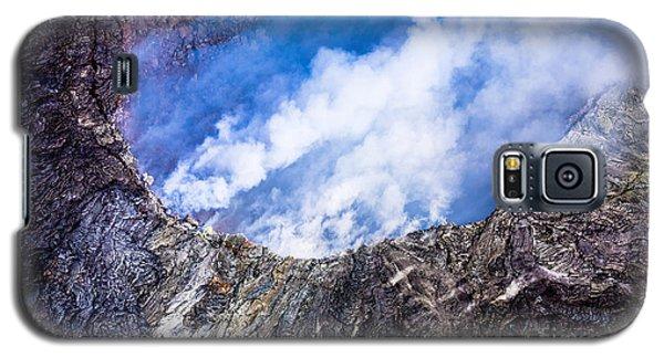 Kilauea Volcano Galaxy S5 Case