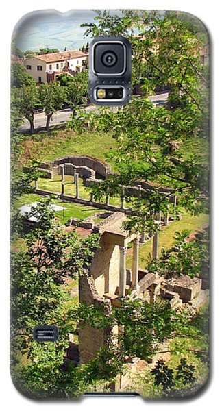 Volterra's Roman Ruins Galaxy S5 Case