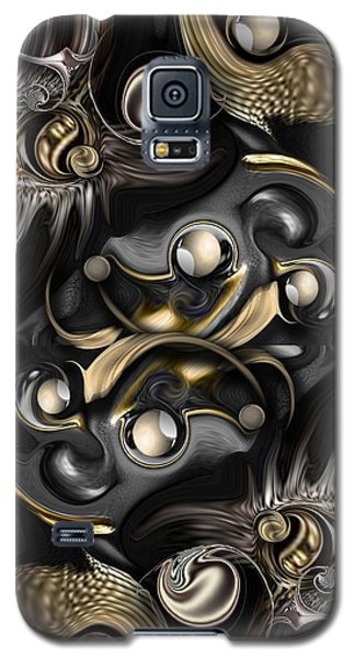 Volume With Formation Galaxy S5 Case
