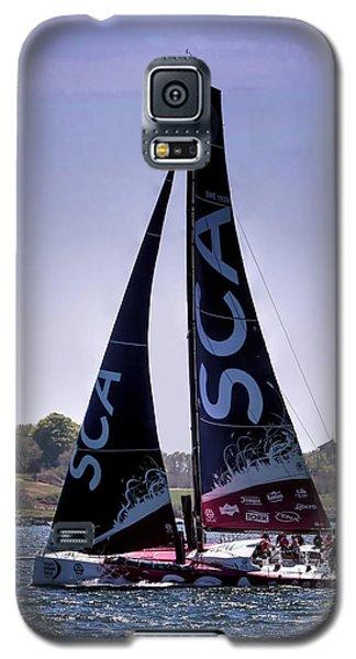 Volvo Ocean Race Team Sca Galaxy S5 Case