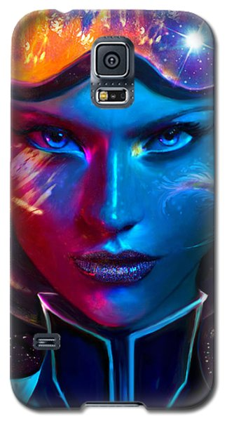 Voyager Beyond The Clouds Galaxy S5 Case