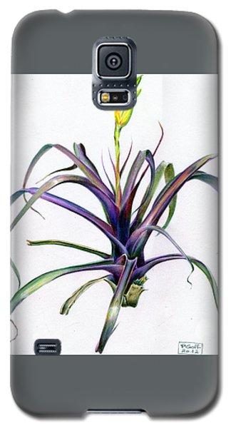 Vriesea Bleheri Galaxy S5 Case