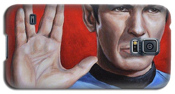 Vulcan Farewell Galaxy S5 Case