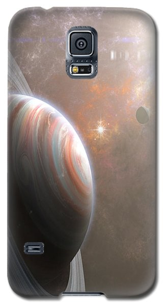 Vulcan Galaxy S5 Case