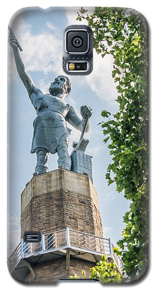 Vulcan On A Sunny Day Galaxy S5 Case by Parker Cunningham