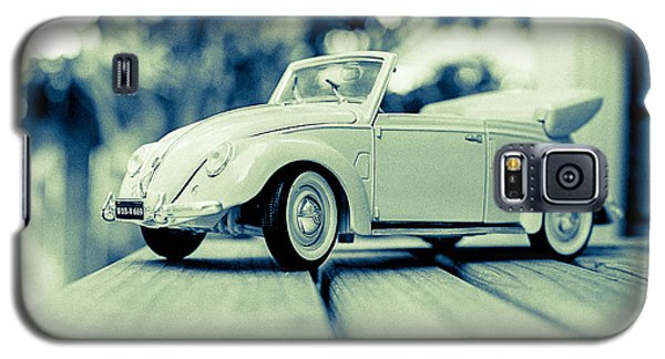 Vw Beetle Convertible Galaxy S5 Case by Jon Woodhams
