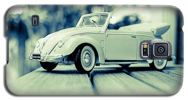 Vw Beetle Convertible Galaxy S5 Case