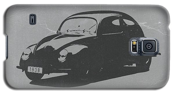 Beetle Galaxy S5 Case - Vw Beetle by Naxart Studio