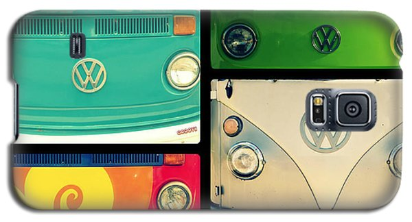 Vw Collage Galaxy S5 Case