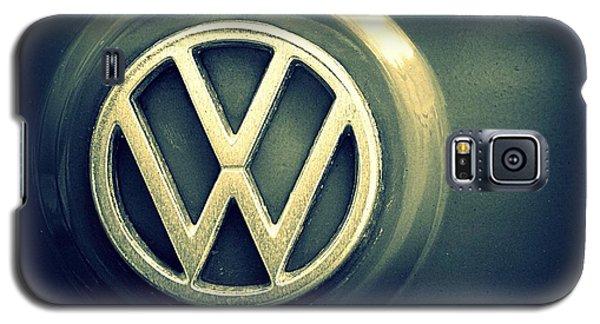 Vw Thing Emblem Galaxy S5 Case by Joseph Skompski