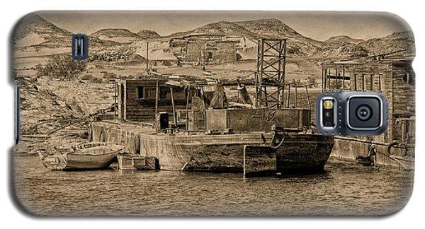 Wadi Es Sebua Galaxy S5 Case by Nigel Fletcher-Jones