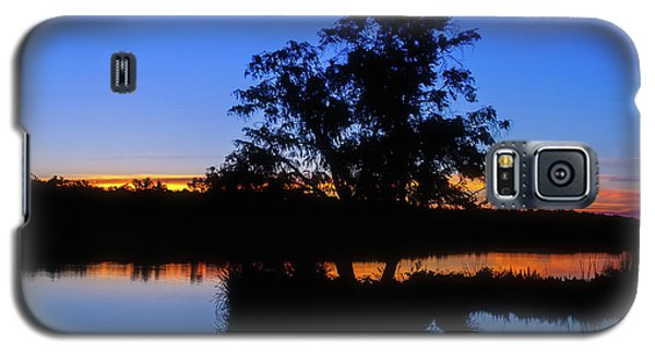 Wagardu Lake, Yanchep National Park Galaxy S5 Case by Dave Catley