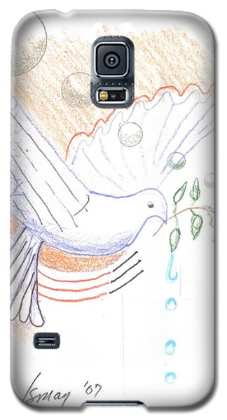 Wage Peace Galaxy S5 Case
