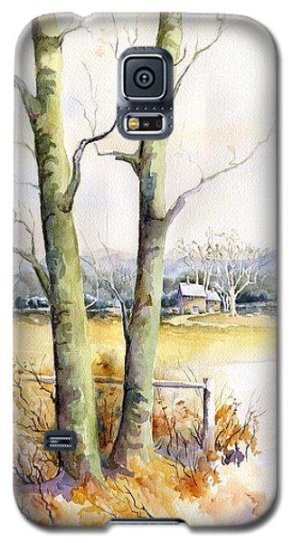 Wagner's Farm Galaxy S5 Case