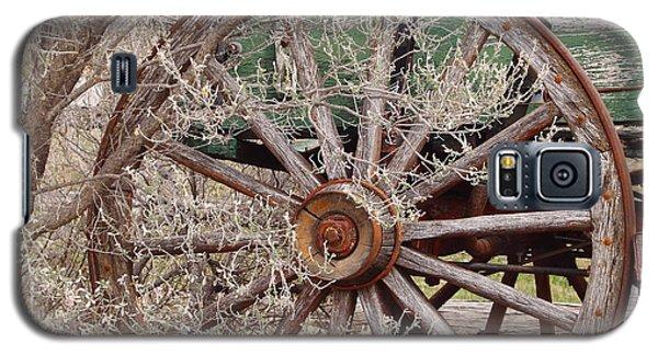 Wagon Wheel Galaxy S5 Case