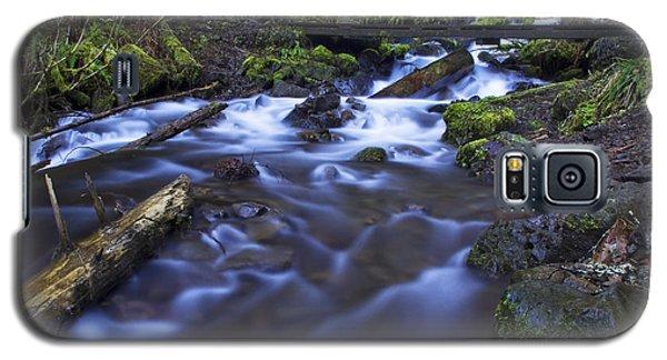Wahkeena Creek Bridge # 5 Galaxy S5 Case