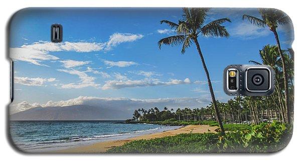 Wailea Beach Galaxy S5 Case