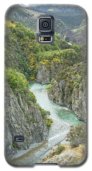 Waimakariri Gorge Galaxy S5 Case