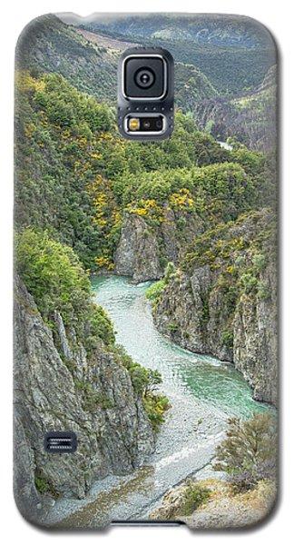 Waimakariri Gorge Galaxy S5 Case