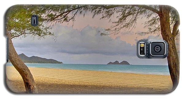 Waimanalo Beach Galaxy S5 Case