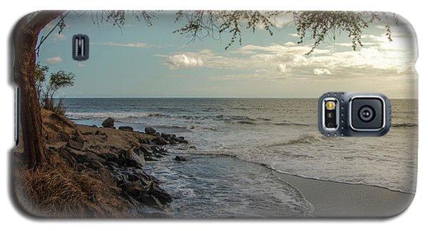 Waimea Bay Sunset Galaxy S5 Case