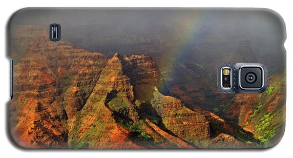 Waimea Canyon I Galaxy S5 Case