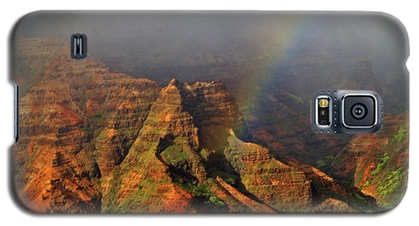 Waimea Canyon I Galaxy S5 Case
