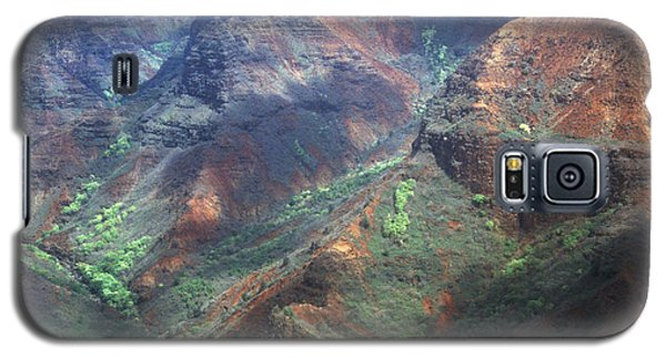 Waimea Canyon Galaxy S5 Case
