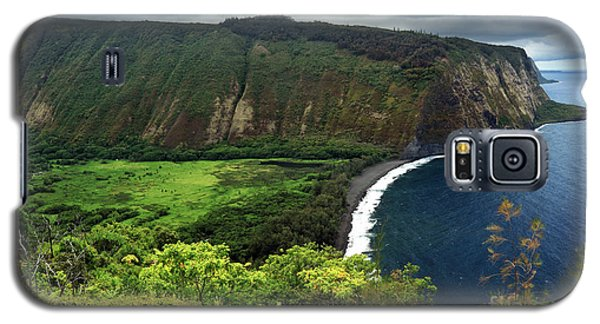 Waipio Valley Galaxy S5 Case