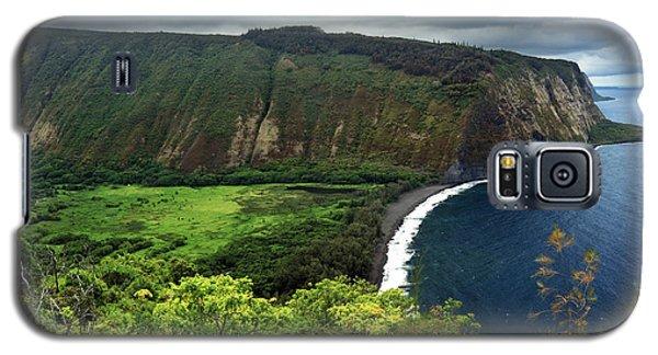 Waipio Valley Galaxy S5 Case